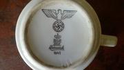 Чашка фарфоровая Германия 1941 г.
